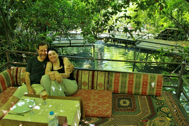 Honeymoon in Turkey