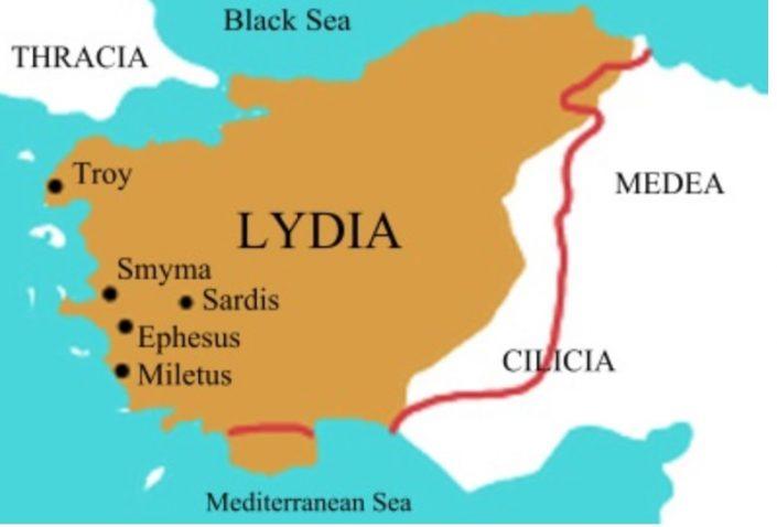 Lydian Civilization
